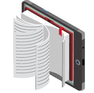 AppFillip - Books App Marketing Image