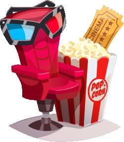 AppFillip - Entertainment App Marketing Image