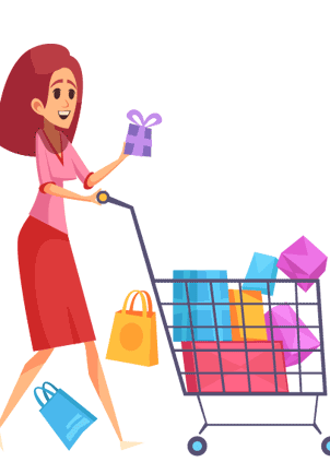 AppFillip - Shopping App Marketing Image