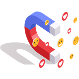 AppFillip - Social App Marketing Icon