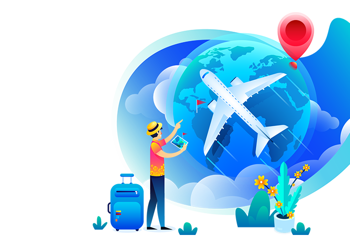 Travel App Marketing Appfillip
