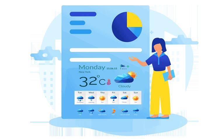 AppFillip - Weather App Marketing
