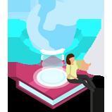 AppFillip - Education App Marketing Image