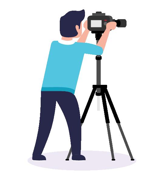 AppFillip - Photo & Video App Marketing Image